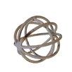 American Mercantile Metal Ball Sculpture (Set of 2)