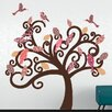 Style and Apply Vintage Tree Wall Decal