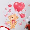 Style and Apply Lovely Teddy Bear Wall Decal