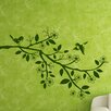 Style and Apply Sparrow Branch Wall Decal