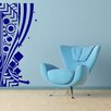 Style and Apply Abstract Modern Wall Decal