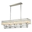 Zeev Fantasia 8 Light Candle Chandelier