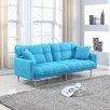 Madison Home USA Modern Plush Tufted Convertible Sofa