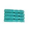 Makroteks Textile L.L.C. Antalya Wash Cloth (Set of 4)