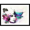 Curioos Beauty Without Decay by Jason Beasley Framed Graphic Art