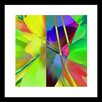 Curioos Liminality by Carolyn Frischling Framed Graphic Art