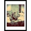 Curioos Fashionista by Pete Harrison Framed Graphic Art