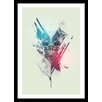 Curioos Finale by George Smith Framed Graphic Art