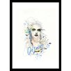 Curioos Disobey with Style by Raphaël Vicenzi Framed Painting Print