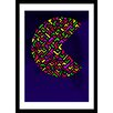 Curioos Bright Pac by Fimbis Framed Graphic Art