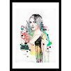 Curioos Color Thief by Raphaël Vicenzi Framed Graphic Art
