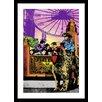 Curioos American Dream by Pierre-Paul Pariseau Framed Graphic Art