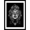 Curioos Marilyn by Nicolas Obery Framed Graphic Art