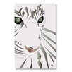 Curioos 'Tiger's Tranquility' by Schwebewesen Graphic Art on Wrapped Canvas