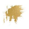 Prestige Art Studios Industrial Gold Foil Painting Print