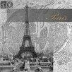 Prestige Art Studios Eternal Paris Framed Graphic Art