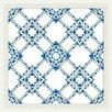 Prestige Art Studios Portuguese Tile Framed Graphic Art