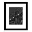Prestige Art Studios Going to Manhattan Framed Photographic Print