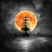 Prestige Art Studios From the Moon Photographic Print