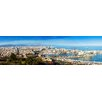 Prestige Art Studios Barcelona Panorama Photographic Print