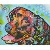 Prestige Art Studios Labrador Painting Print