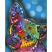 Prestige Art Studios Pop Chihuahua Painting Print