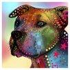 Prestige Art Studios Dog 2 by Mark Ashkenazi Giclee Painting Print