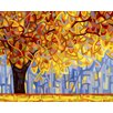 Prestige Art Studios October Painting Print