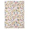 Elizabeth Olwen Floral Recollection II Towel
