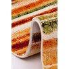 Flora Carpets Designteppich Olbios in Weiß/Gelb
