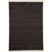 Flora Carpets Gabeh Dark Brown Area Rug