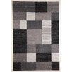 Flora Carpets Designteppich Gabeh in Anthrazit/Hellvizon