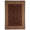 Flora Carpets Deamon Bordo/Light Beige Area Rug