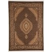 Flora Carpets Deamon Brown Area Rug