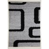 Flora Carpets Torino Grey/Black Area Rug