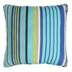 Parasol Windley Key Stripe Indoor/Outdoor Throw Pillow