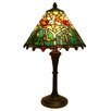 "Fine Art Lighting Tiffany 20"" H Table Lamp with Empire Shade"
