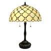 "Fine Art Lighting Tiffany 24"" Table Lamp"