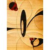 Persian-rugs Avalon Modern Beige Area Rug