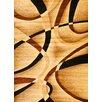 Persian-rugs Modern Beige Area Rug