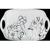 Creative Converting Melamine Mod Blooms Tray (Set of 12)