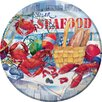Creative Converting Seafood Celebration Dinner Plates (Set of 8)