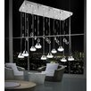 Crystal World Mariann 22 Light LED Chandelier