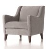 Studio Q Furniture Brodie Lounge Chair in Grade 4 Fabric