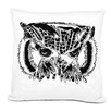 EJH Brand Wildlife Owl Limited Edition Eco Luxury Pillow Cover