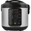 3 Squares 3 Squares TIM3 MACHIN3™ Rice Cooker, Slow Cooker, Food Steamer & Yogurt Maker