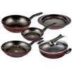 CHEFLINE Chocowine 6-Piece Cookware Set