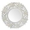 Moycor Pu Frame Round  Mirror