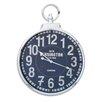 Moycor Charlotte Round Metal Wall Clock