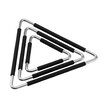 Hopeful Enterprise 3 Piece Metal Trivet Set
